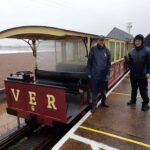 2013 Volk's Electric Railway Celebrates 130th Anniversary by Tony Mould.