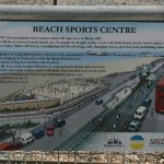 Information about the new beach facility
