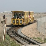Pictures of the railway operating on a visit in April 2007