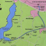 Chichester-canal-map