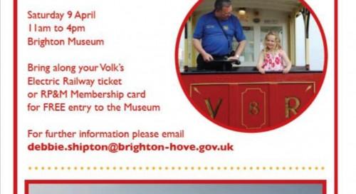 Volk's Open day flyer